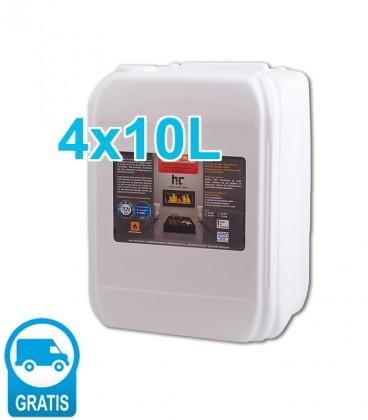 40L hc-4X10L (2'57 €/L)