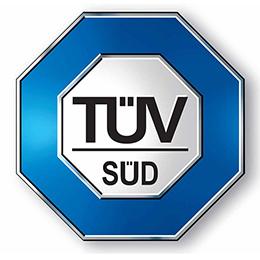 Certificado TÜV SÜD