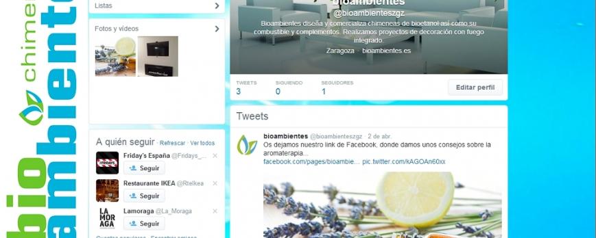 Bioambientes en las redes sociales